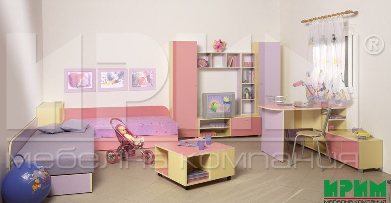 детски комплекти Ирим- Барби