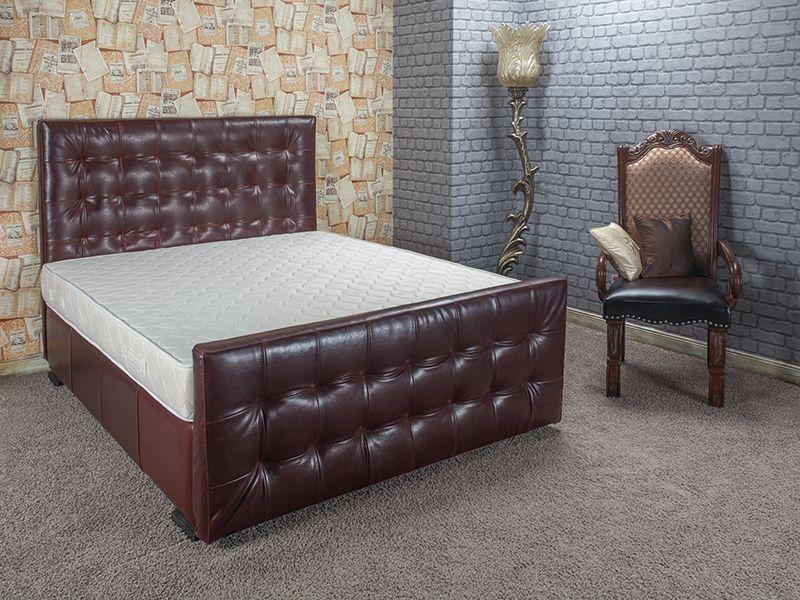 Тапицирана спалня Нани Бавария, еко кожа