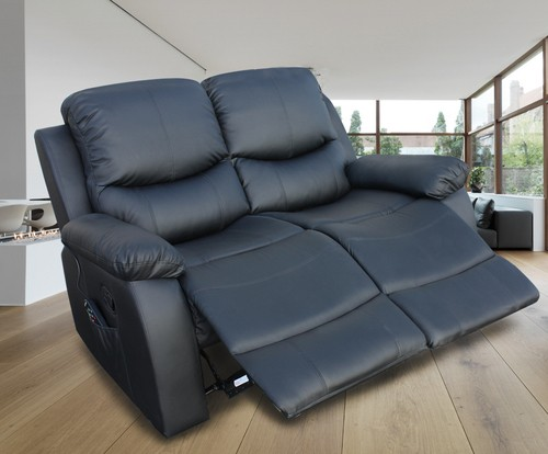 Sofa set 2 or 3 seat with integrated massage
